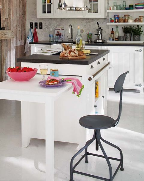Room, Furniture, Dishware, Serveware, Cabinetry, Kitchen, Kitchen stove, Major appliance, Countertop, Home,
