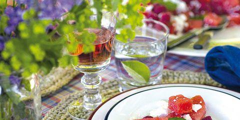 Serveware, Dishware, Glass, Tableware, Drinkware, Stemware, Barware, Purple, Fruit, Lavender,