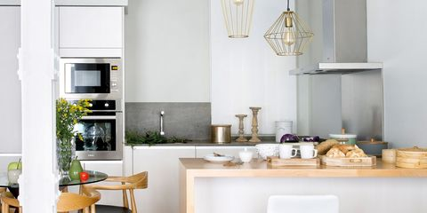 Descubre cómo integrar la cocina al salón  Todo lo que debes saber f6e0faa0a066