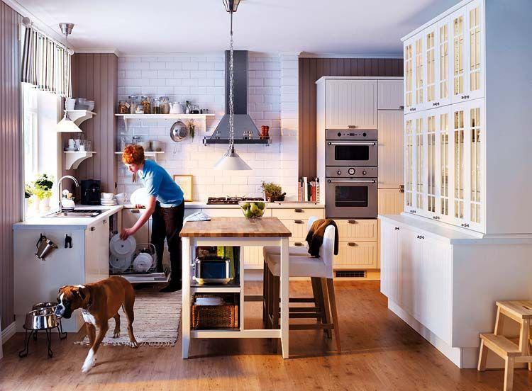 Cómo organizar la zona de trabajo en la cocina