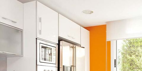 Floor, Room, Interior design, Property, Flooring, Ceiling, Home, Major appliance, Interior design, Fixture,