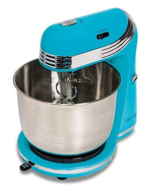 Mixer, Small appliance, Aqua, Kitchen appliance, Home appliance, Ice cream maker, Machine,