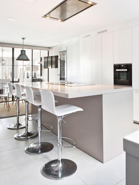 Floor, Room, Interior design, Glass, Ceiling, Flooring, Wall, Furniture, Light fixture, Interior design,