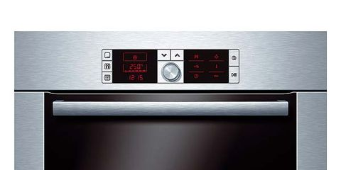 Major appliance, Text, Home appliance, Kitchen appliance, Line, Display device, Grey, Parallel, Gas, Rectangle,