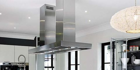 Room, Floor, Interior design, Wood, Flooring, Kitchen appliance, Kitchen, Table, Kitchen stove, Ceiling,