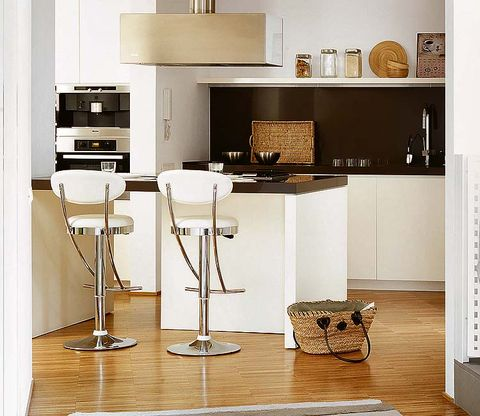 Product, Room, Interior design, Kitchen, Basket, Beige, Interior design, Picnic basket, Cabinetry, Countertop,