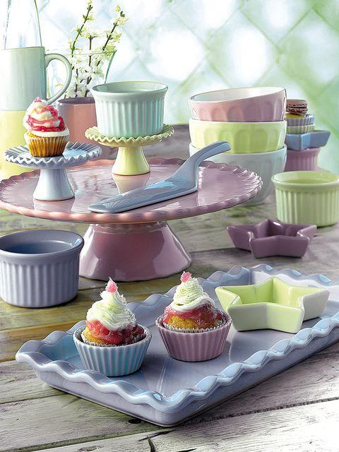 Bandeja para cupcakes