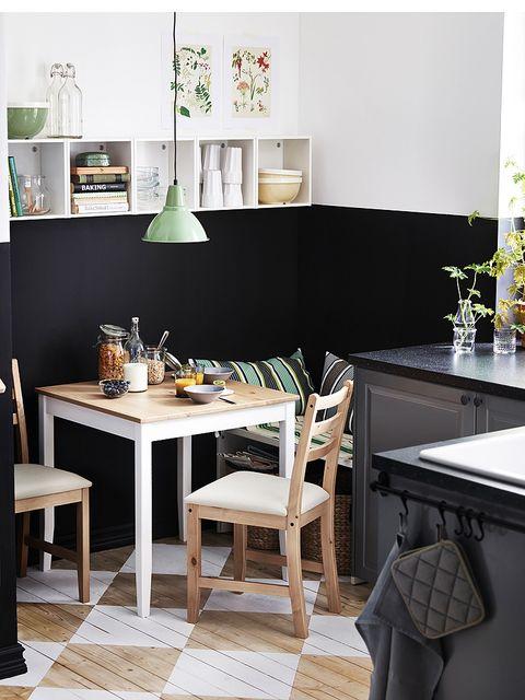 Room, Interior design, Table, Furniture, Floor, Home, Flooring, Interior design, Grey, Home accessories,