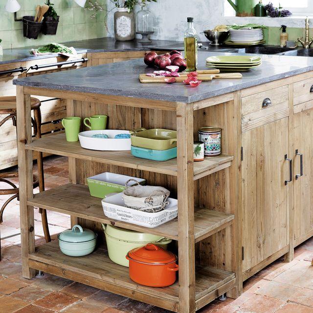 Ideas Para Poner Orden En La Cocina Almacenaje