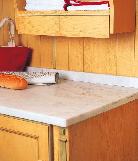Materiales para renovar la encimera de la cocina