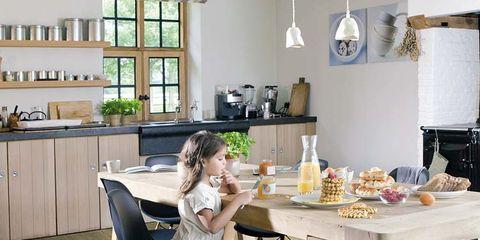 Wood, Furniture, Room, Table, Interior design, Floor, Flooring, Home, Hardwood, Wood flooring,