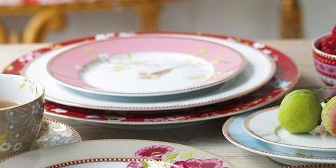 Serveware, Dishware, Porcelain, Tableware, Plate, Fruit, Produce, Lemon, Ceramic, Citrus,