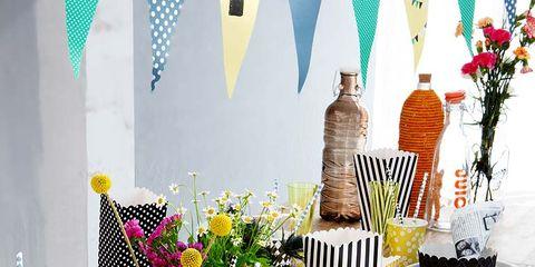 Interior design, Home accessories, Flower Arranging, Centrepiece, Bouquet, Dessert, Floristry, Floral design, Cake decorating supply, Sweetness,