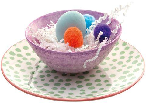 Serveware, Dishware, Tableware, Pattern, Ingredient, Bowl, Violet, Spoon, Kitchen utensil, Mixing bowl,