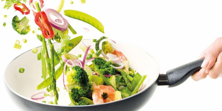 Menaje para wok for Que es menaje de cocina