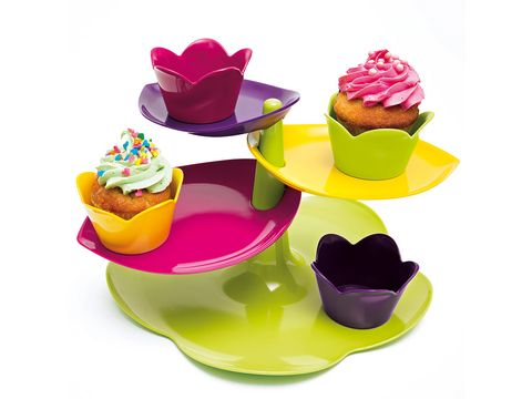 Sweetness, Food, Dessert, Cuisine, Serveware, Pink, Magenta, Baked goods, Purple, Ingredient,