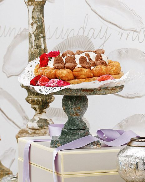tarta de saint honoré