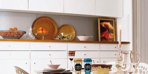 Wood, Room, Floor, Interior design, Table, Flooring, Furniture, Glass, Hardwood, Dining room,