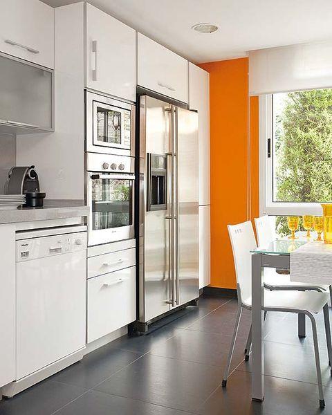 Muebles y accesorios para una cocina moderna