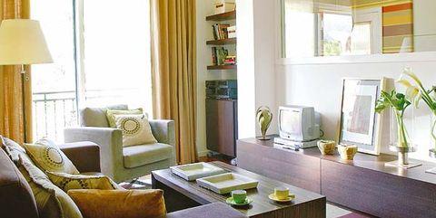 Ideas Con Planos Para Integrar La Cocina En El Salon - Como-decorar-el-salon-de-mi-casa