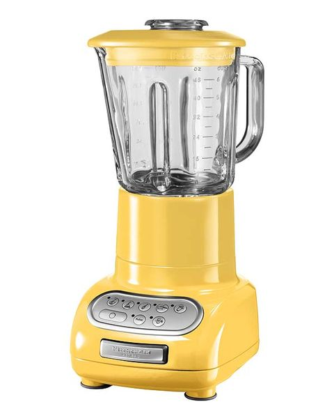 Yellow, Small appliance, Kitchen appliance, Home appliance, Mixer, Machine, Kitchen appliance accessory, Household supply, Food processor, Household cleaning supply,