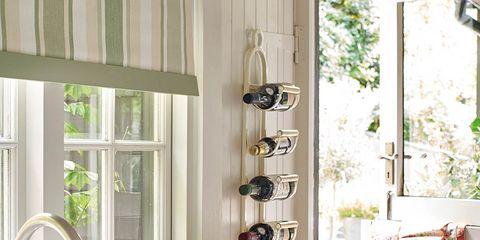 Interior design, Room, Glass bottle, Glass, Fluid, Bottle, Fixture, Drinkware, Drink, Interior design,