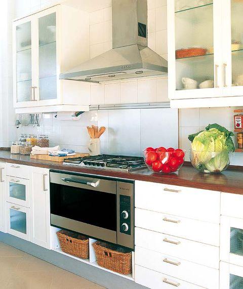 Planifica y organiza los muebles de tu cocina
