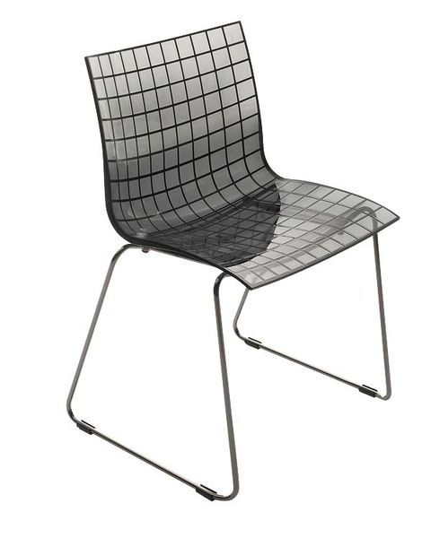 Product, White, Chair, Furniture, Line, Black, Pattern, Grey, Monochrome, Parallel,