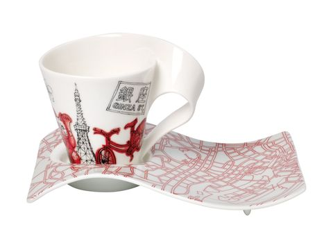 Costume accessory, Carmine, Cup, Boot, Costume, Crown, Graphics, Undergarment,