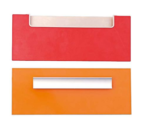 Red, Orange, Line, Rectangle, Carmine, Parallel, Coquelicot, Paint,