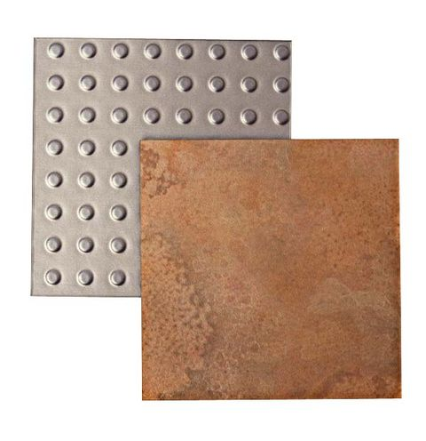Brown, Pattern, Rectangle, Grey, Tan, Beige, Composite material, Square, Circle, Aluminium,
