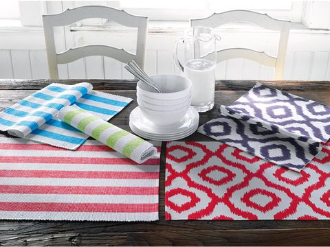 Product, Textile, Linens, Serveware, Teal, Home accessories, Drinkware, Dishware, Tablecloth, Turquoise,