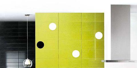 Room, Yellow, Interior design, Wall, Floor, Plumbing fixture, Tap, Interior design, Grey, Tile,