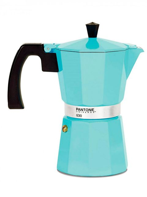 Blue, Turquoise, Teal, Aqua, Moka pot, Azure, Cylinder, Kitchen appliance, Turquoise, Clip art,