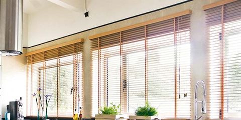 Room, Interior design, Floor, Interior design, Ceiling, Glass, Fixture, Bar stool, Window covering, Countertop,