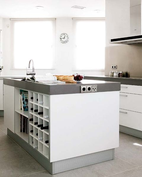 Product, Room, Floor, Property, White, Interior design, Flooring, Line, Kitchen, Countertop,