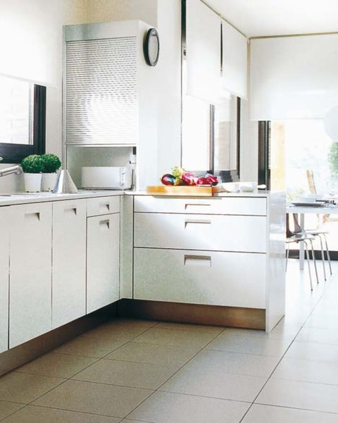 Floor, Room, Interior design, Flooring, Property, Cupboard, Countertop, Cabinetry, Ceiling, Drawer,