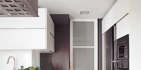 Interior design, Room, Floor, Ceiling, Fixture, Door, House, Countertop, Produce, Home,