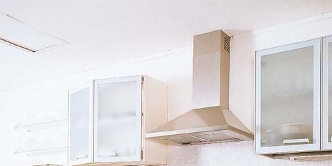 Room, Floor, White, Interior design, Kitchen, Cabinetry, House, Flooring, Drawer, Home,