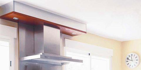 Room, White, Floor, Kitchen, Line, House, Cabinetry, Flooring, Kitchen appliance, Major appliance,