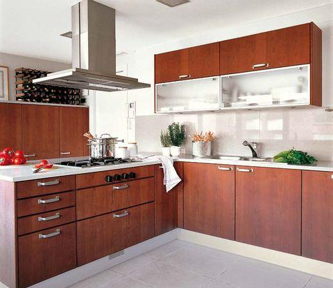 Room, Interior design, Floor, White, Drawer, Cabinetry, Flooring, Interior design, Home, Kitchen,