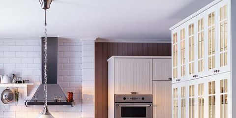 Wood, Room, Floor, Interior design, Flooring, Countertop, Hardwood, Drawer, Furniture, Home,