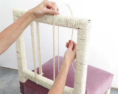 Product, Finger, Textile, Wrist, Nail, Linens, Pillow, Throw pillow, Thread, Craft,