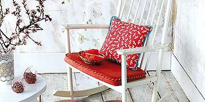 Room, Furniture, Interior design, Orange, Cushion, Pillow, Home, Design, Living room, Peach,