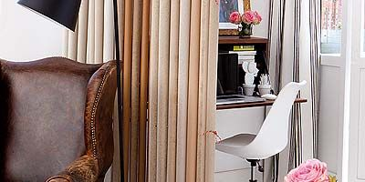 Brown, Room, Interior design, Furniture, Floor, Pink, Flooring, Chair, Hardwood, Curtain,