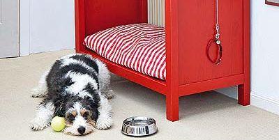 Casita DIY para perro