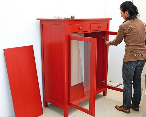 Product, Standing, Red, Denim, Parallel, Maroon, Gas, Wood stain, Coquelicot, Machine,