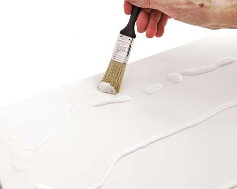 Beige, Linens, Paint brush, Home accessories, Brush,