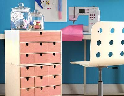 Wood, Blue, Product, Chest of drawers, Room, Drawer, White, Pink, Wall, Furniture,