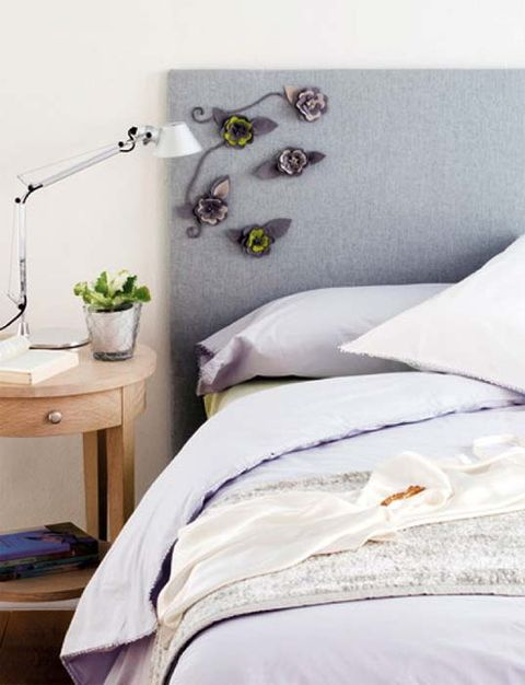 Branch, Room, Textile, Bedding, Furniture, Linens, Bed sheet, Bedroom, Twig, Purple,